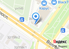 Компания «Экспресс Полис» на карте