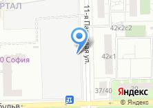Компания «Автостоянка №49» на карте
