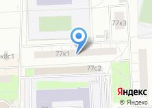 Компания «Штаб народной дружины Восточного административного округа г. Москвы» на карте