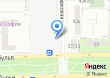 Компания «АВТО-51» на карте
