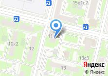 Компания «Банкомат АКБ Росбанк» на карте