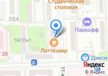 Компания «ВЛАДИЧ» на карте