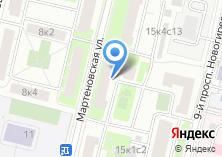 Компания «Витязь-БКБ» на карте