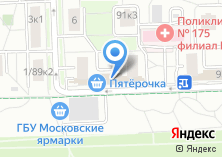 Компания «Unistream» на карте