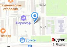 Компания «А111» на карте