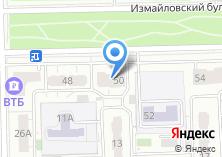 Компания «ТехноВижен» на карте