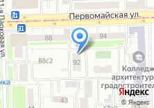 Компания «Международная академия наук высшей школы» на карте