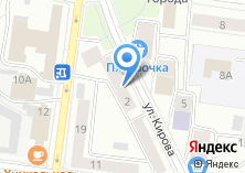 Компания «Вера Надежда Любовь» на карте