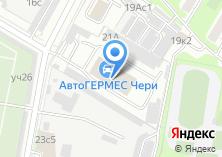 Компания «АКБ Акибанк» на карте