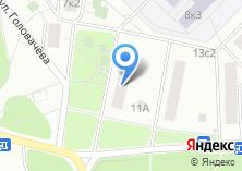 Компания «ОПОП Юго-Восточного административного округа район Люблино» на карте