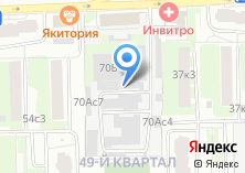 Компания «Заря гаражно-строительный потребительский кооператив» на карте