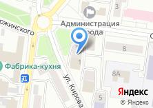 Компания «Адвокатская палата» на карте