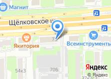 Компания «Авто-Механика» на карте