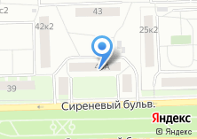 Компания «Гидрогеолог» на карте