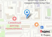 Компания «ТехноСтройКомплект» на карте
