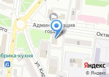 Компания «Сектор организации приема граждан» на карте
