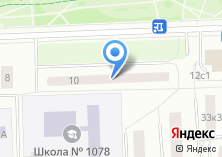 Компания «Лидекор» на карте