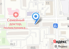 Компания «КомплектСА» на карте