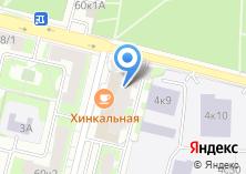 Компания «Терлецкая Дубрава» на карте
