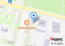 Компания «Мини-Маркет» на карте
