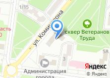 Компания «Автопроффи» на карте
