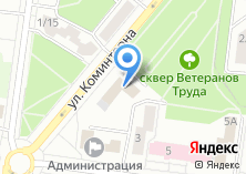Компания «Королёвский городской суд» на карте