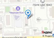 Компания «Центр автомобильных кредитов» на карте
