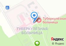 Компания «Старооскольская туберкулезная больница» на карте