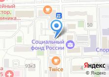 Компания «ДПК Пресс» на карте
