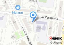 Компания «Айти Груп» на карте