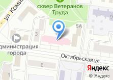 Компания «ОЛЕНТ» на карте