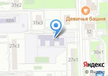 Компания «Прогимназия №1749» на карте