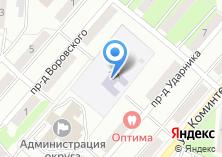 Компания «Детский сад №3 Теремок» на карте