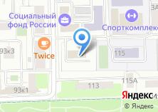 Компания «Управление Федеральной почтовой связи по Московской области» на карте