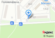 Компания «Городок» на карте