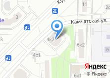 Компания «ДЕЗ района Гольяново» на карте