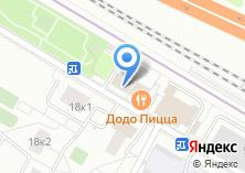 Компания «Мио» на карте