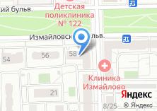 Компания «Ремонт стиральных машин Miele» на карте
