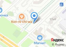 Компания «Автостоянка на Волгоградском проспекте» на карте