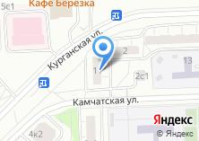 Компания «Гольяново-1» на карте