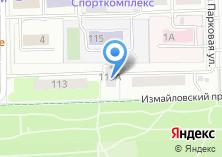Компания «Центральный-2» на карте