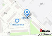 Компания «Эвакуация» на карте