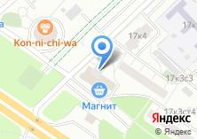 Компания «Магазин обуви и одежды» на карте