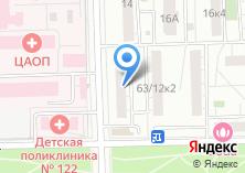 Компания «РусПар» на карте