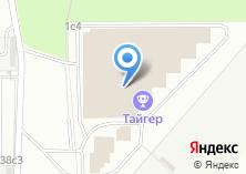 Компания «Дверной базар сеть магазинов» на карте