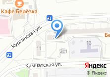 Компания «Гольяново-2» на карте