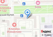 Компания «Ля`Флёр» на карте