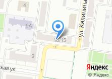Компания «Автомикс» на карте