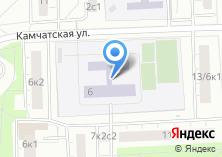 Компания «Средняя общеобразовательная школа №1688 с дошкольным отделением» на карте