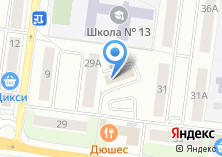 Компания «Вестник транспорта» на карте